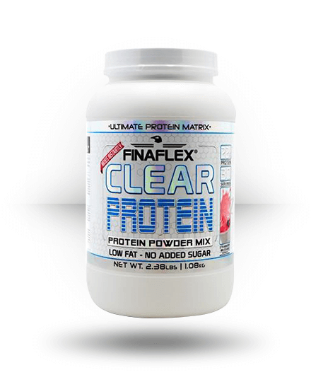 Finaflex Clear Protein Strawberry Milkshake 2.38 lb