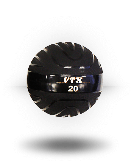 TROY Barbell 20 lb VTX Slam Ball 9 in Diameter