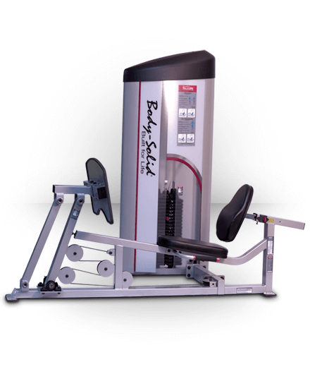 Body-Solid ProClubline Series II Leg Press/Calf Raise 210 lb Stack