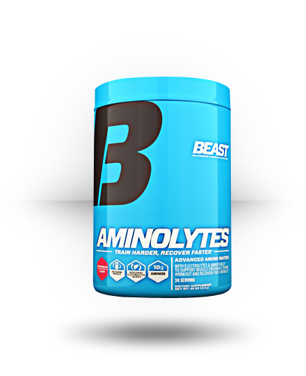 Beast Sports Aminolytes Watermelon 30 Servings