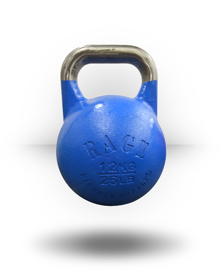 Rage Fitness Rage Competition Kettlebell 12 kg Blue