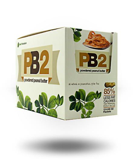 Bell Plantation PB2 Powder Peanut Butter 12 ea