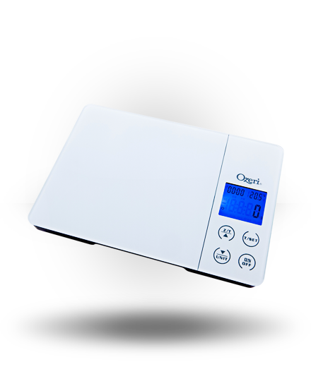 Ozeri Gourmet Digital Kitchen Scale