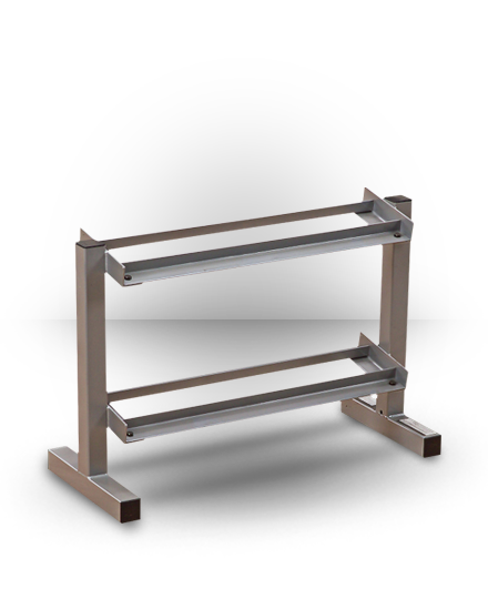 Powerline 2 Teir Dumbbell Rack