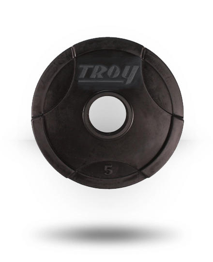 Troy Barbell Urethane Encased Grip Plate 5 lb