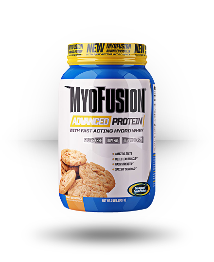 Gaspari Nutrition MyoFusion Advanced Protein Peanut Butter Cookie 2