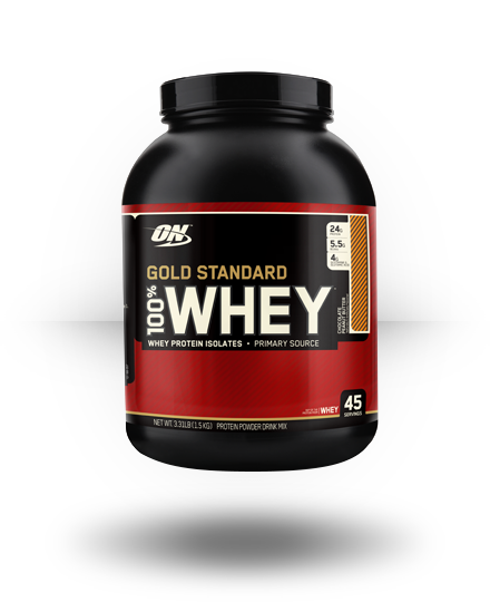Optimum Nutrition Gold Standard 100% Whey Chocolate Peanut Butter 3