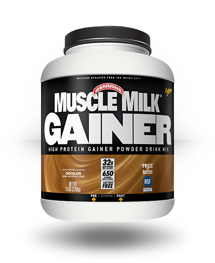 CytoSport Muscle Milk Gainer Chocolate 5 lb