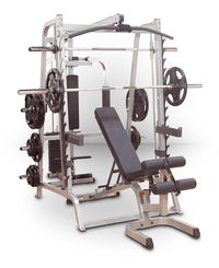 Body-Solid Series 7 Smith Gym System