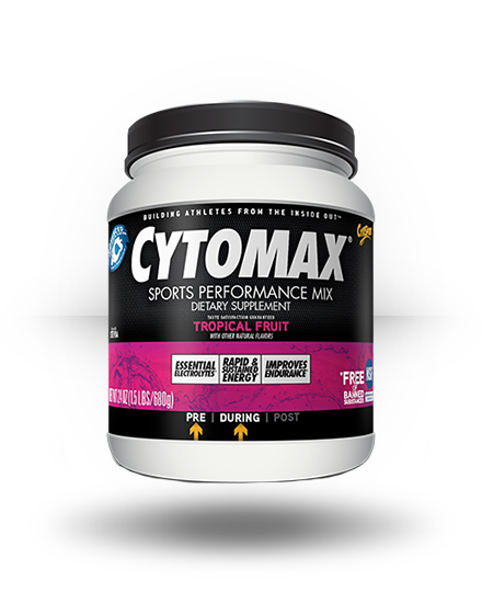 CytoSport Cytomax Tropical Fruit 24 oz
