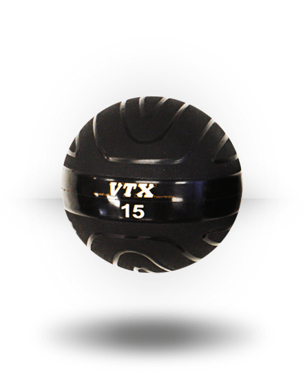 TROY Barbell 15 lb VTX Slam Ball 9 in Diameter