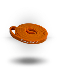 "Body-Solid Power Band Very Light 1/2"" Orange"