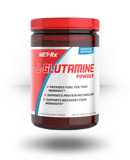 MET-Rx L-Glutamine Powder Unflavored 400 g