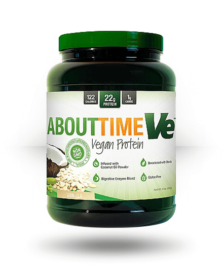 About Time Ve Vanilla 2 lb