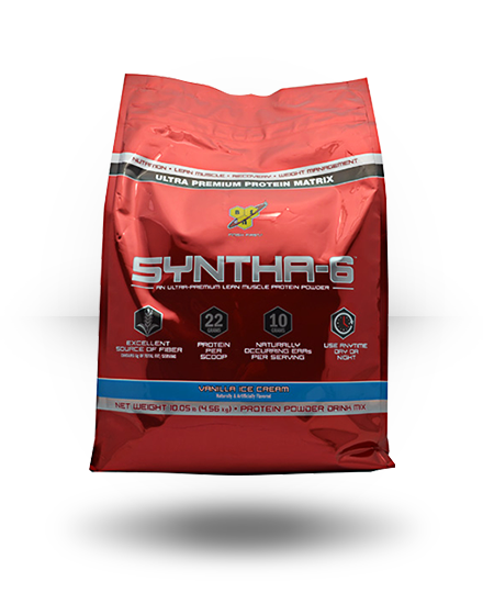 BSN Syntha-6 Vanilla Ice Cream 10 lb