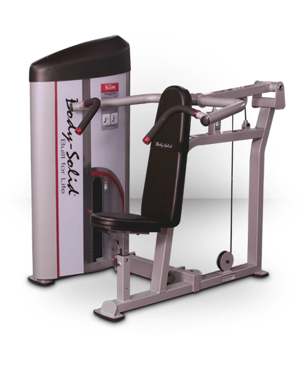 Body-Solid ProClubline Series II Shoulder Press 310 lb Stack