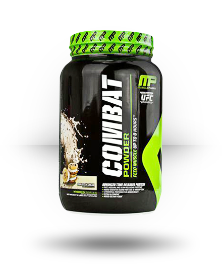 MusclePharm Hybrid Series Combat Powder Cookies 'N' Cream 2 lb