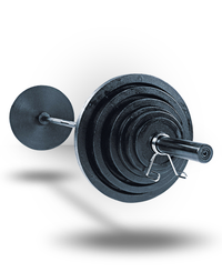 Body-Solid Olympic Weight Set 500 lb