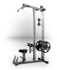 XMark Fitness XM-7618 XMark Lat Pulldown and Low Row Cable Machine