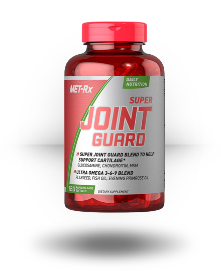 MET-Rx Super Joint Guard 120 ea