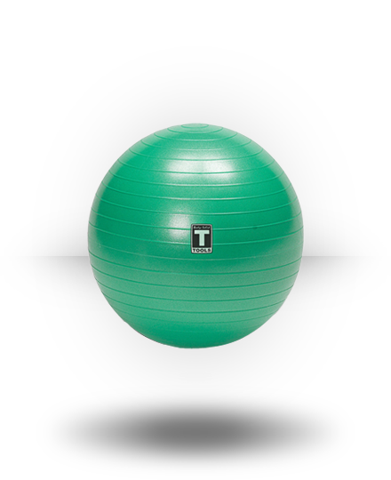 Body-Solid Exercise Ball Green 45 cm
