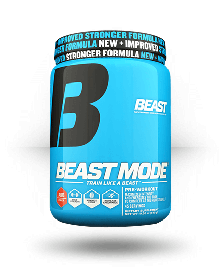 Beast Sports Beast Mode Beast Punch 30 Servings