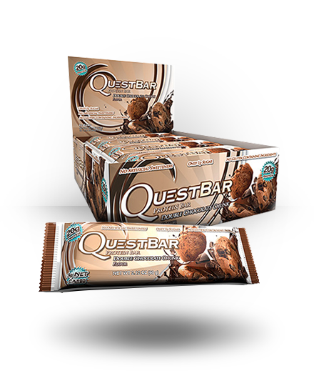 Quest Nutrition Quest Natural Protein Bar Double Chocolate Chunk 1