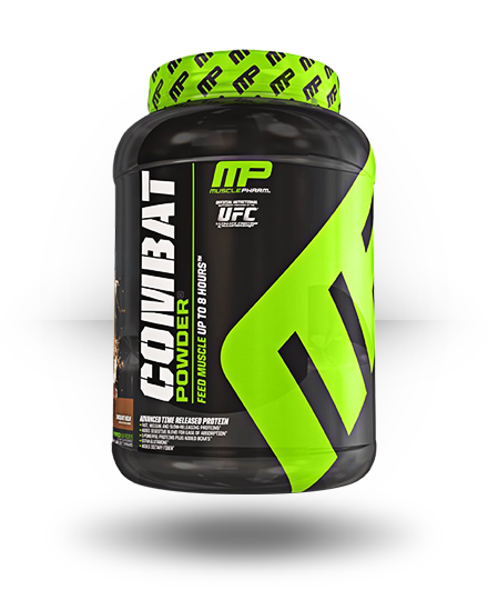 MusclePharm Hybrid Series Combat Powder Chocolate Milk 2 lb