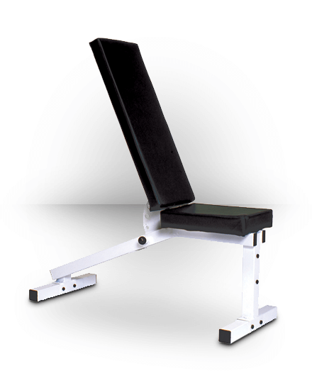 York Pro Series 206 Adjustable Incline/Decline Bench White