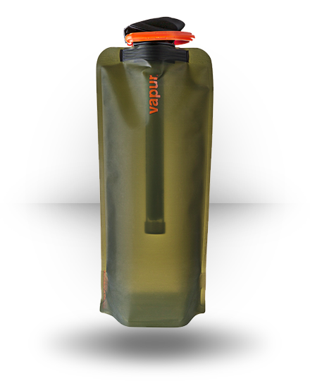 Vapur Microfilter Anti Bottle Olive