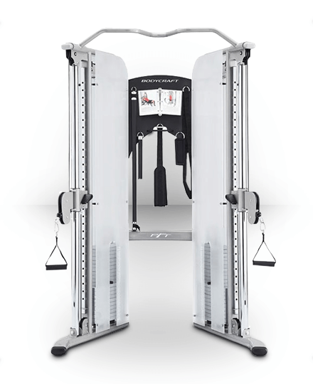 Bodycraft PFT V2 Functional Trainer 2 x 160 lb Stacks