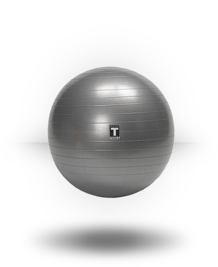 Body-Solid Exercise Ball Gray 55 cm