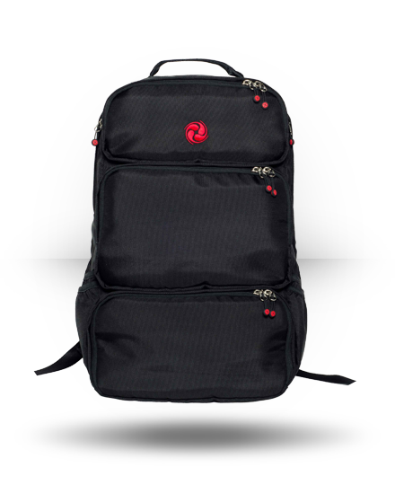 Live Well 360 Back Pack Onyx Black