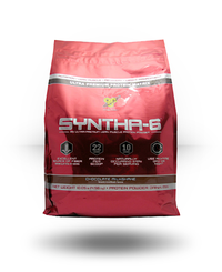 BSN Syntha-6 Chocolate Milkshake 10 lb