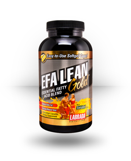 Labrada Nutrition EFA Lean Gold 180 ea