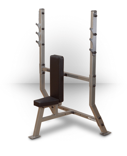 Body-Solid ProClubline Shoulder Press Olympic Bench
