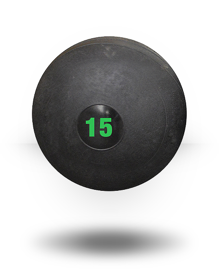 Rage Fitness Rage Slam Ball 15 lb