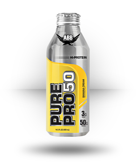 ABB Performance Pure Pro 50 Banana Cream 12 ea
