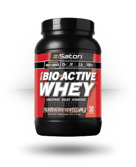 iSatori 100% Bio-Active Whey Chocolate Sensation 30 Servings