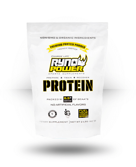 Ryno Power Protein Powder Vanilla 2 lb