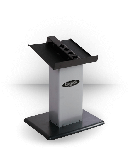 PowerBlock Large Column Stand For use with sets up to 90 lb