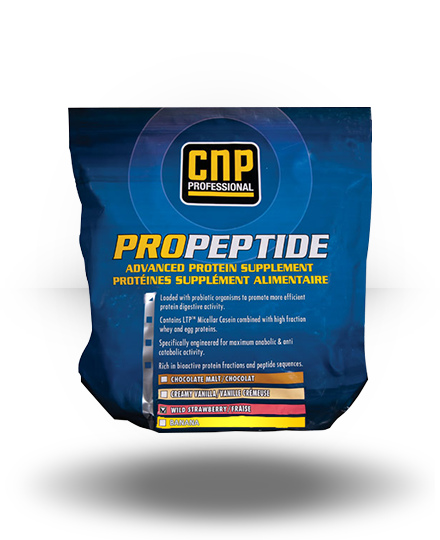 CNP Professional ProPeptide Wild Strawberry 5 lb