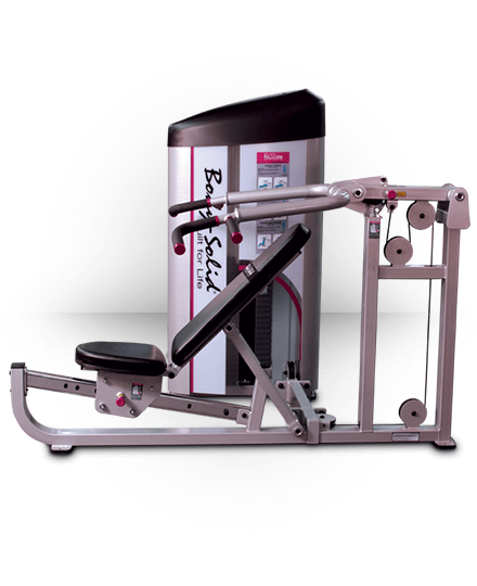 Body-Solid ProClubline Series II Multi Press 210 lb Stack
