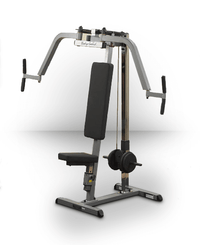 Body-Solid Seated Plate Loaded Pec Machine