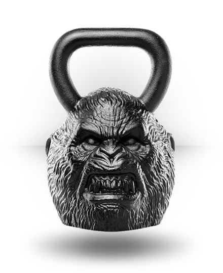 Onnit Primal Bell Bigfoot 90 lb (2.5 Pood)
