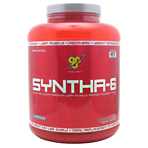 BSN Syntha-6 Chocolate Peanut Butter 5.04 lb