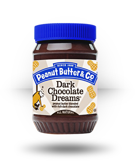 Peanut Butter & Co. Peanut Butter Dark Chocolate Dreams 16 oz