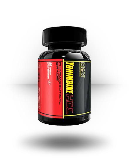 MAN Sports Yohimbine HCl 60 ea