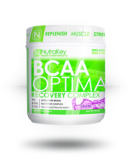 Nutrakey BCAA Optima Grape Crush 30 Servings
