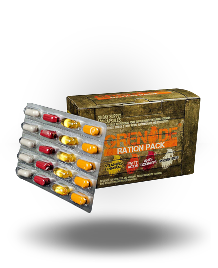Grenade Ration Pack 30 ea